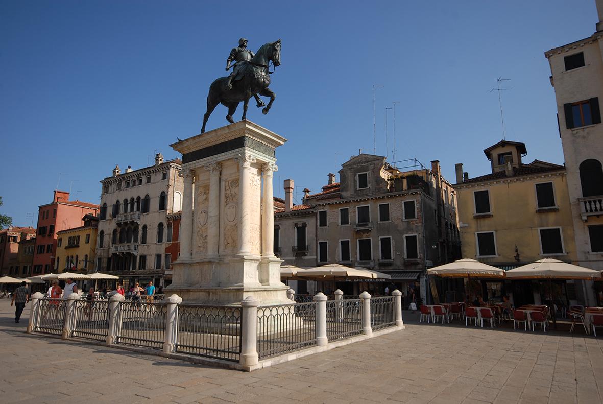 Monument to Bartolomeo Colleoni