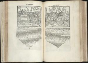 Aldo Manuzio - Hypnerotomachia Poliphili 1499