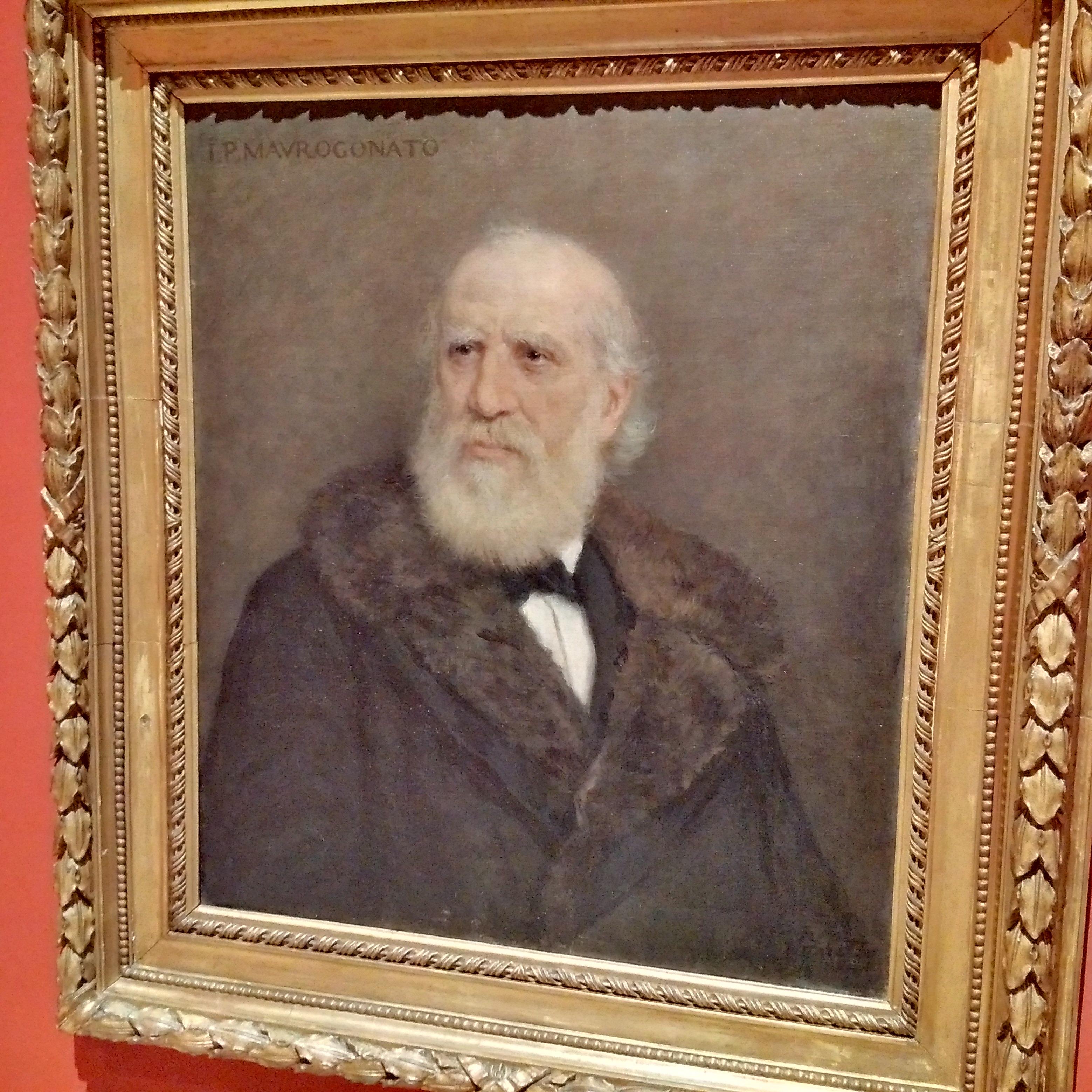 Jacopo Pesaro Maurogonato - Minister of Finance during the revolutionary gov.t 1848 - 1849