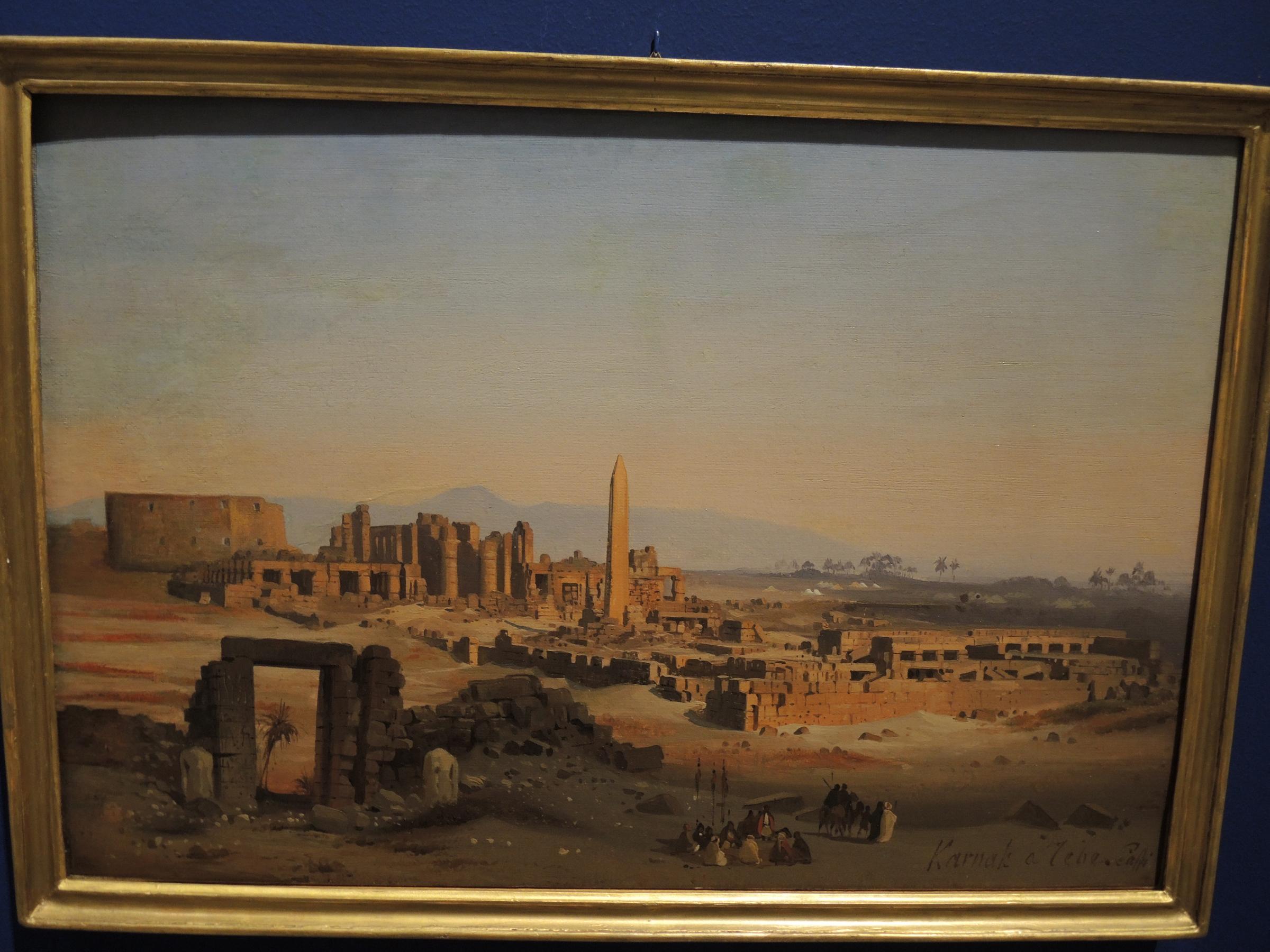 Karnak - 1843