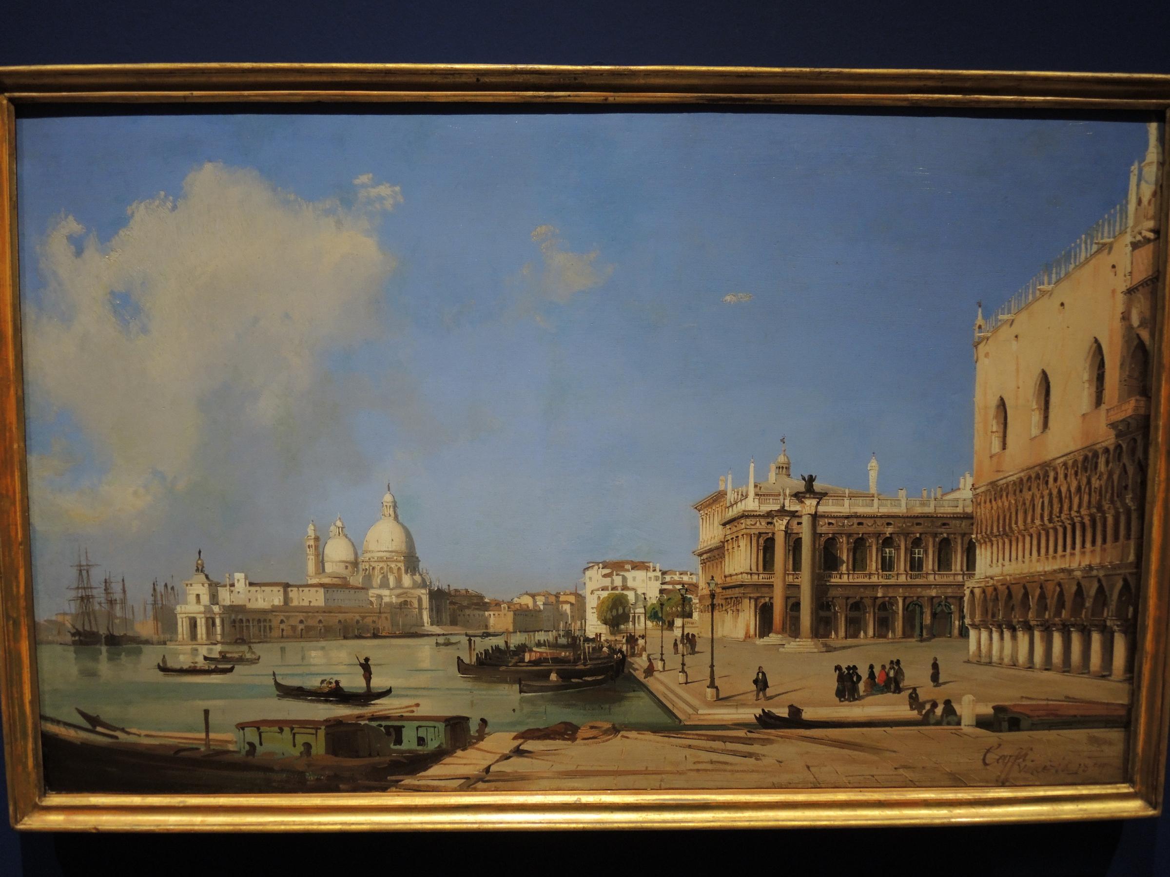 Venice, St. Mark's warf