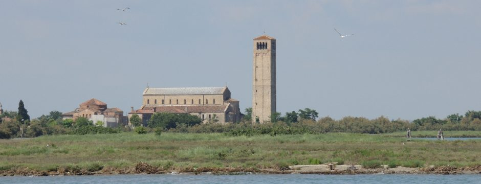 Another great view of Torcello's cathedral