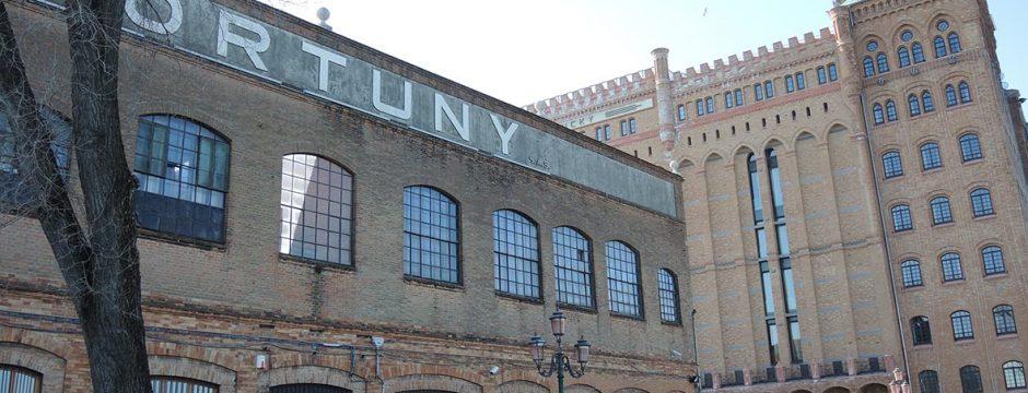 Fortuny Factory in Giudecca