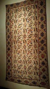 Carpet with birds - Ushak - 16th cent. (Zalesky collection)